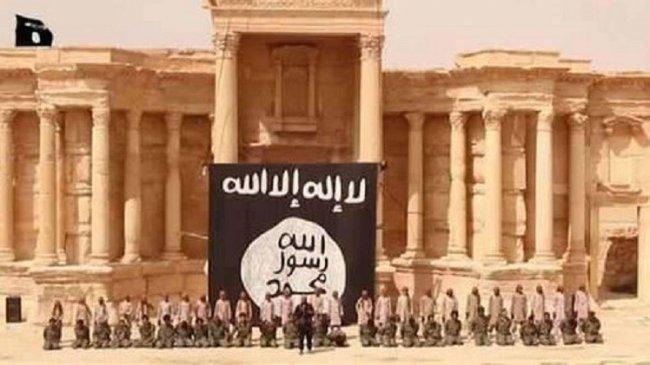 داعش يبدأ بتفخيخ عدد من المواقع الأثرية في تدمر