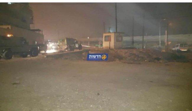 """إطلاق نار على نقطة لجيش الاحتلال قرب مستوطنة """"بيت إيل"""" شمال رام الله"""