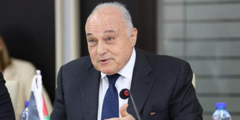 وزير المالية: نتطلع إلى تطوير وتبادل المعلومات مع مصر بشأن التجارة المتبادلة في غزة