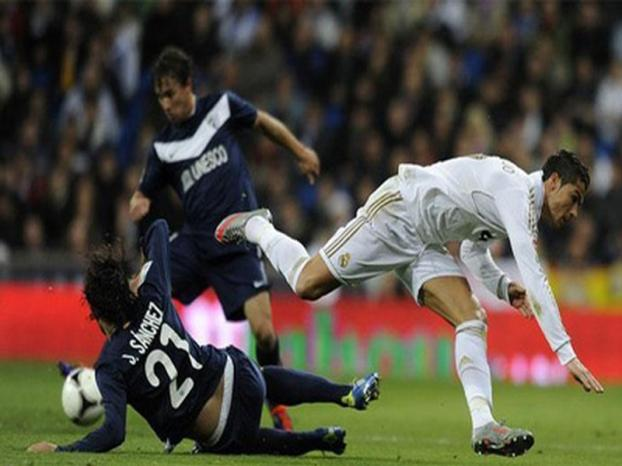 فوز لافت لريال مدريد في كأس إسبانيا
