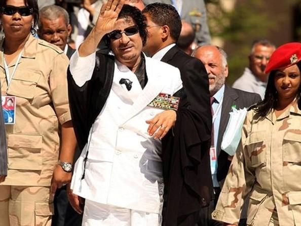 حارسة القذافي مذبوحة بشقتها في القاهرة