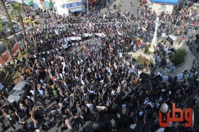 حزب التحرير ينتقد تصريحات الرئيس عباس ويتهم الامن بشن حملة اعتقالات في صفوفه