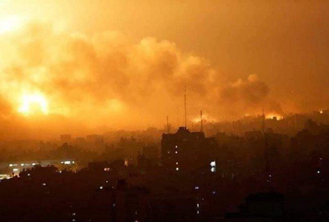 جهود مصرية لوقف تصعيد الاحتلال ضد غزة