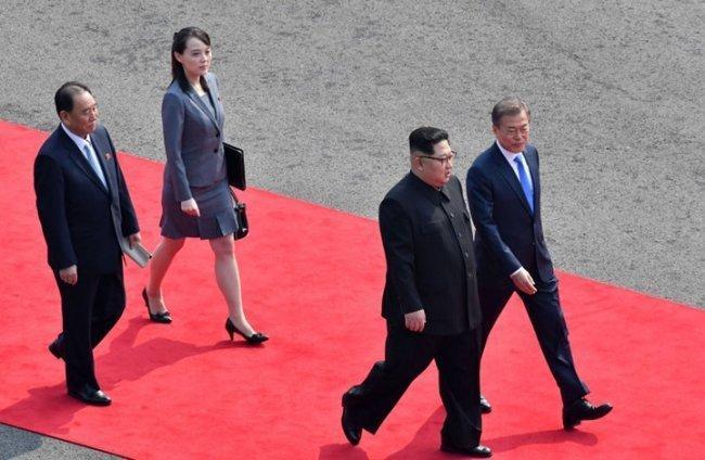 الكوريتان تشرعان باتصال مشترك