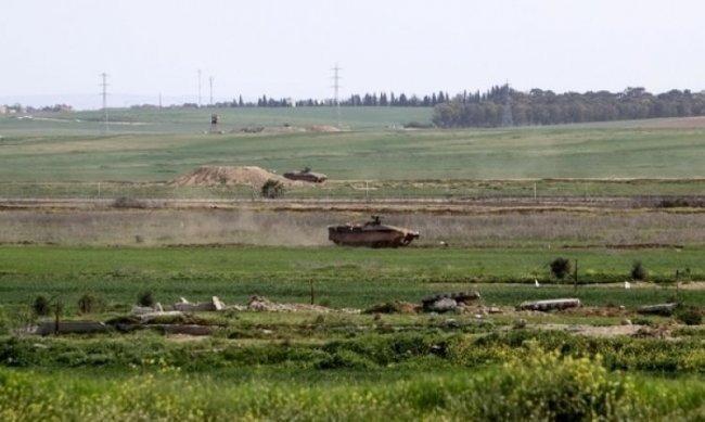 غزة: إصابة مزارع برصاص الاحتلال شرقي خزاعة