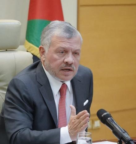 الملك عبد الله الثاني يوجه بإرسال مساعدات طبية عاجلة للفلسطينيين