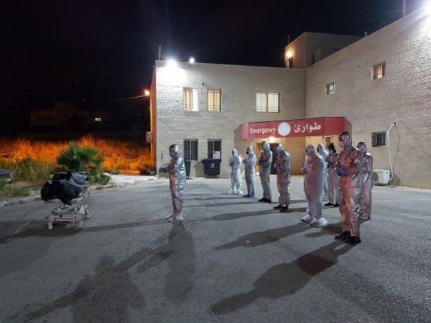 """""""الصحة"""": وفاة شابة بفيروس كورونا في مجمع فلسطين الطبي"""