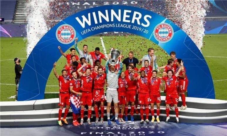 بايرن ميونخ يحرز لقب بطل دوري أبطال أوروبا 2020 - وكالة وطن للأنباء