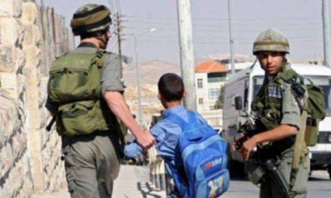الاحتلال يعتقل الطفل حمزة مصطفى من كفر قدوم