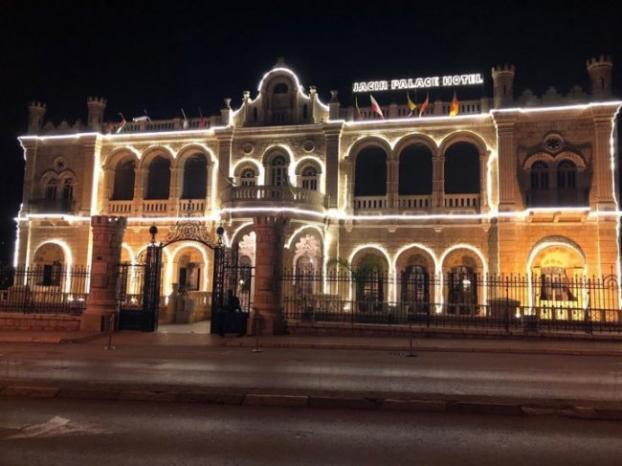 """فندق """"قصر جاسر"""" يفوز بجائزة أفضل فندق تراثي على مستوى العالم"""
