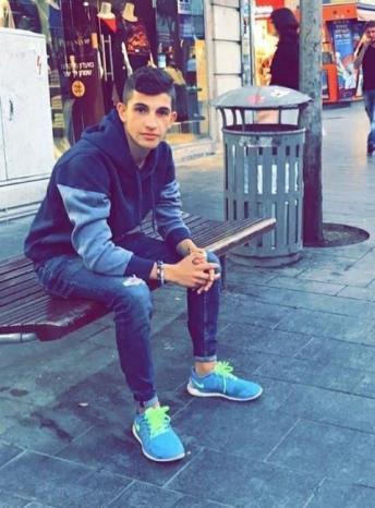 اختفاء آثار الفتى المقدسي علي عبده منذ 3 أيام