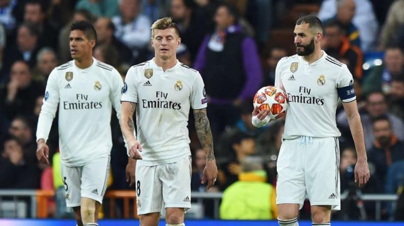 غيابات مؤثرة في صفوف ريال مدريد قبل مواجهة أتالانتا في دوري الأبطال