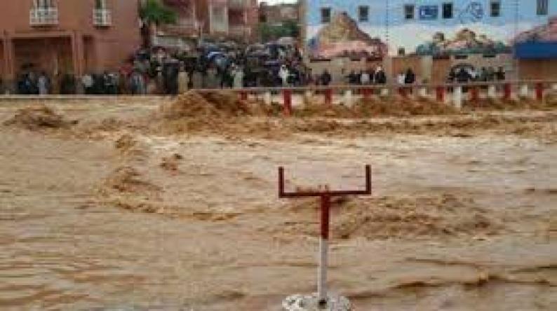 مصرع 5 أشخاص جراء أمطار غزيرة جنوب شرق البرازيل