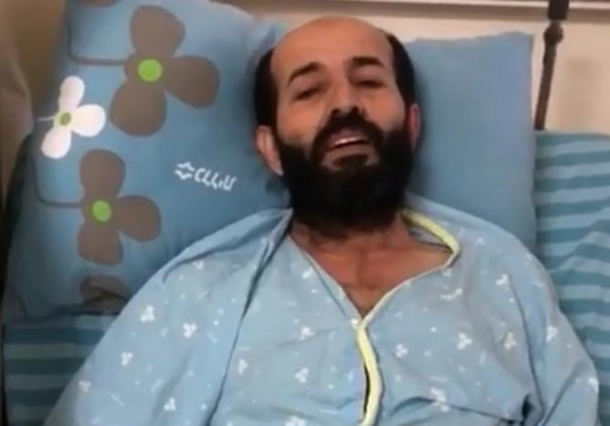 عائلة الأسير الأخرس تعلن إضرابها عن الطعام