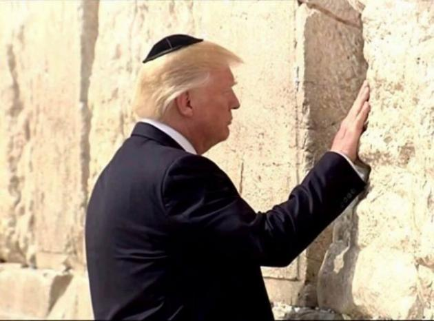 """ترمب: حان الوقت للاعتراف بسيادة """"إسرائيل"""" على الجولان.. ونتنياهو يرحب"""