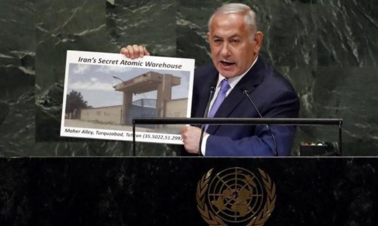 نتنياهو يجدد تحريض العالم على ايران