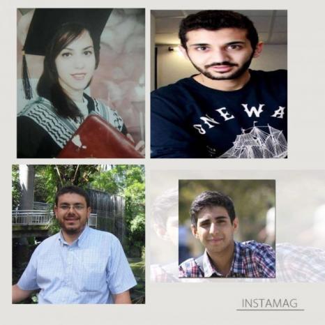حسن وايمان وهشام وفادي.. عقول عربية اغتيلت منذ مطلع 2018