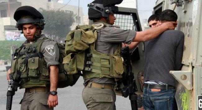 الاحتلال يعتقل الفتى عدي عبيد من القدس