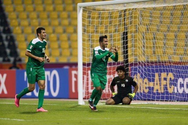 كأس آسيا.. العراق فوز مريح على اليمن وتأهل للدور الــ16