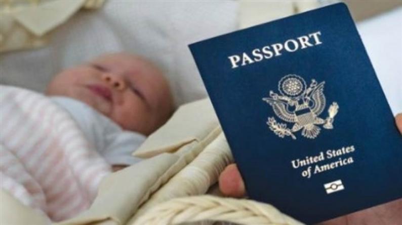 أمريكا تعلن وقف منح تأشيرات دخول للبلاد بهدف الولادة