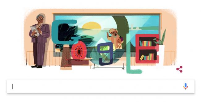 """""""غوغل"""" يحتفي بذكرى ميلاد الروائي السوداني الطيب صالح"""
