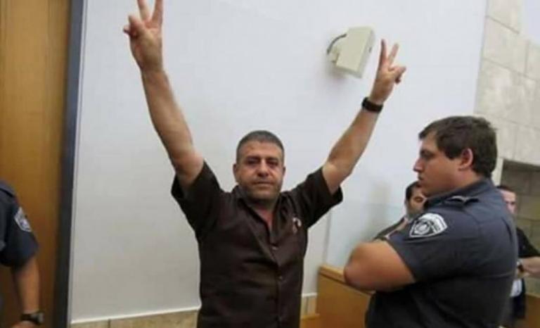 الأسير السوري صدقي المقت يرفض الإفراج عنه وإبعاده إلى دمشق