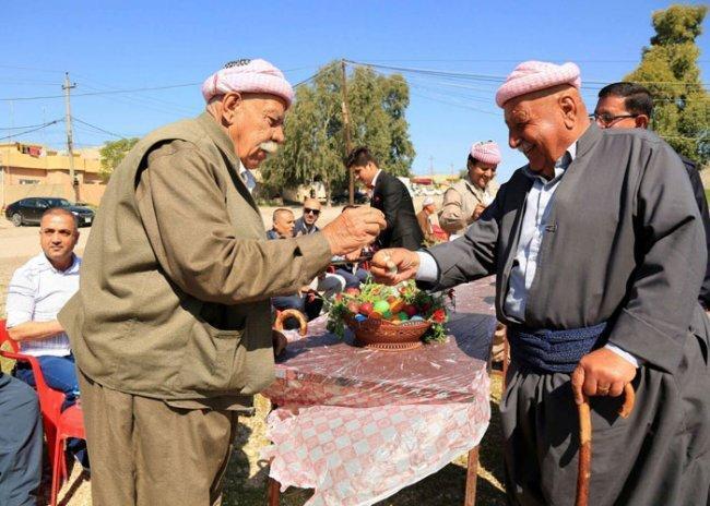 ما هو عيد الأربعاء الأحمر عند الازيديين في العراق؟