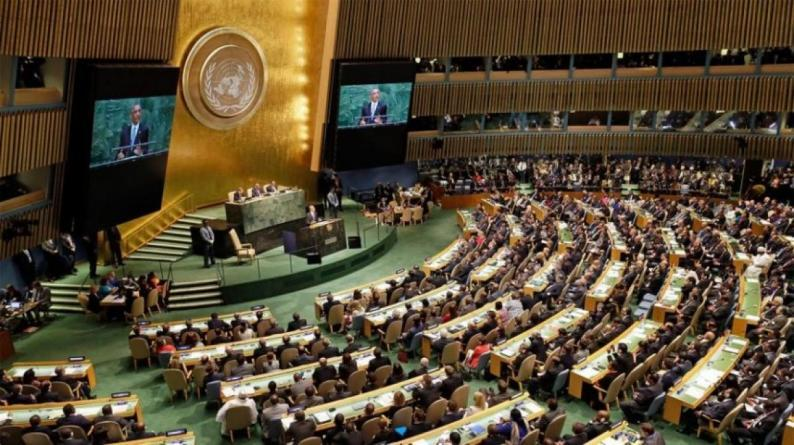 الأمم المتحدة تعيد للبنان حق التصويت بعد تعليقه لـ3 ايام