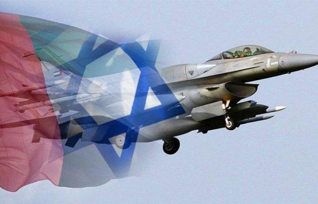 "طيارون إماراتيون و""إسرائيليون""يحلقون معا في تدريبات باليونان!"