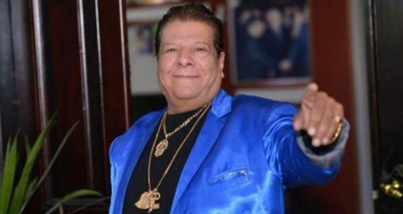 وفاة المطرب الشعبي المصري شعبان عبد الرحيم