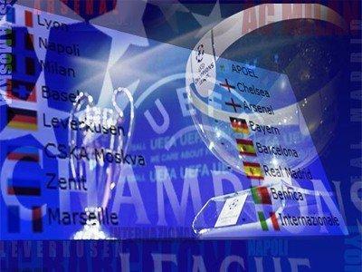 قمتان انكليزية وإيطالية، ومباريات سهلة لبرشلونه ومدريد في ابطال اوروبا