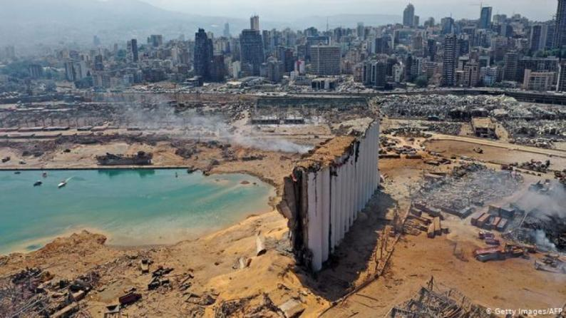 كارثة مرفأ بيروت.. حصيلة ثقيلة للخسائر المادية