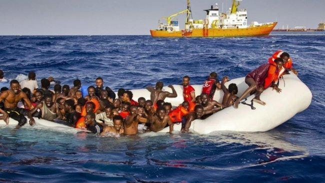 البحث عن 111 مهاجراً في البحر المتوسط