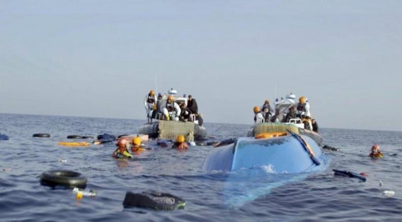 البحرية الليبية تنقذ 99 مهاجرا قبالة سواحل طرابلس