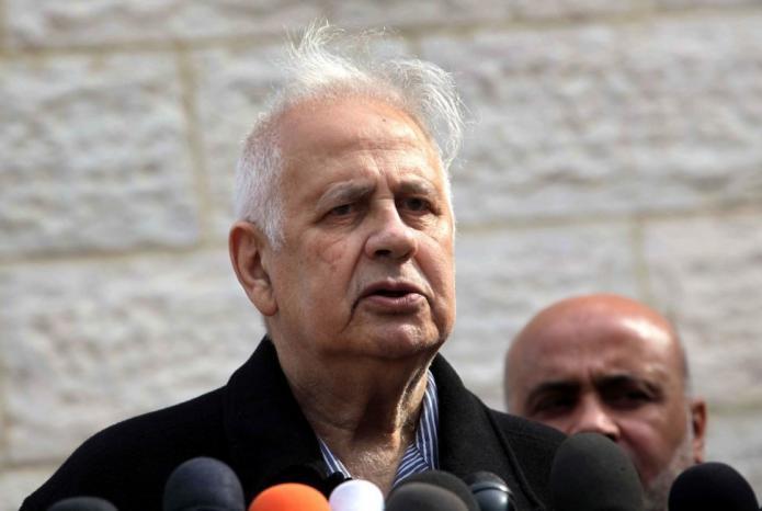 لجنة الانتخابات تعلن موعد زيارة حنا ناصر إلى غزة