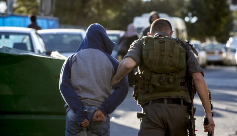 ِشرطة الاحتلال تعتقل مواطنا من جنين من الداخل المحتل