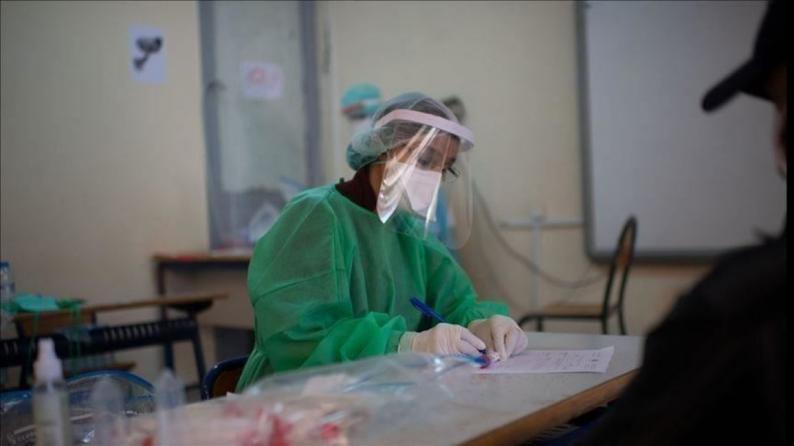 4 وفيات و124 إصابة جديدة بكورونا في غزة