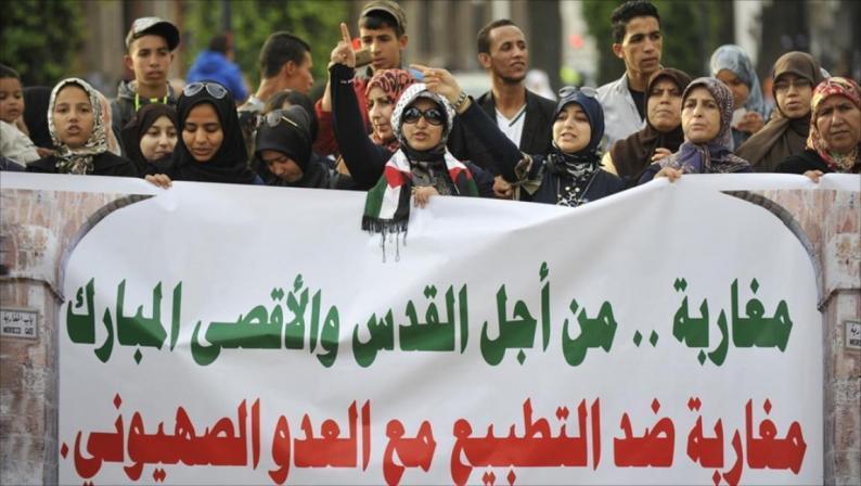 انتعاش الميزان التجاري بين المغرب ودولة الاحتلال