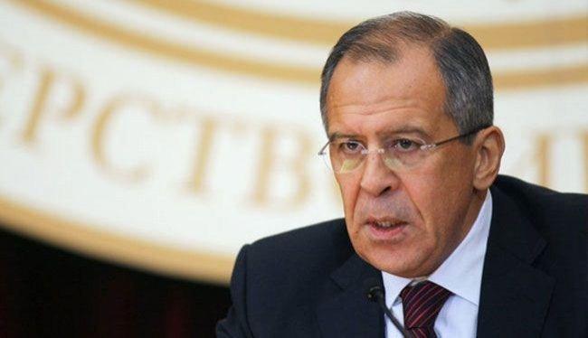 لافروف: روسيا مستمرة بدعم فلسطين وقراراتها