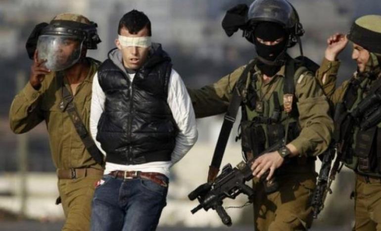 الاحتلال يعتقل مواطناً من سلواد شرق رام الله