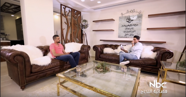 لاول مرة: شاهد ابداع محمد عساف باللهجة الفلسطينية !!
