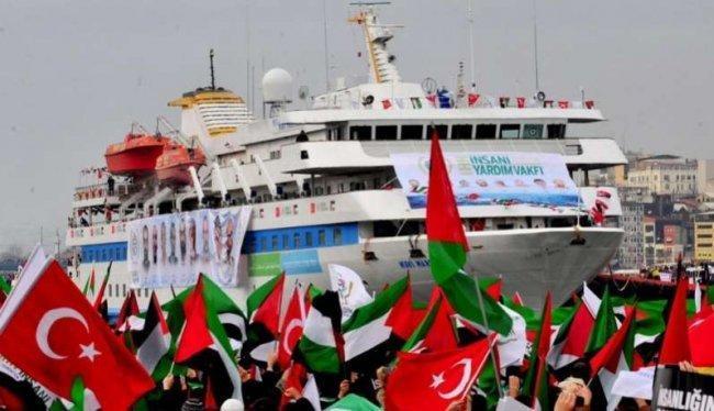 اليوم.. سفن كسر الحصار تنطلق من جزيرة صقلية نحو غزة