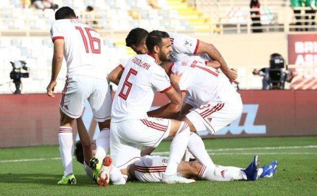إيران رابع المتأهلين لدور الـ16 في كأس اسيا