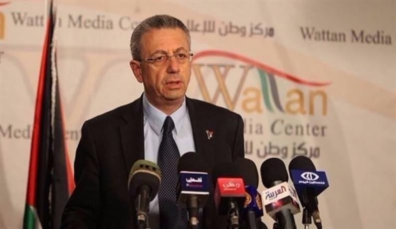 د.مصطفى البرغوثي يستقبل السفير المصري طارق طايل و يناقش جهود إنجاح الانتخابات والمصالحة الوطنية