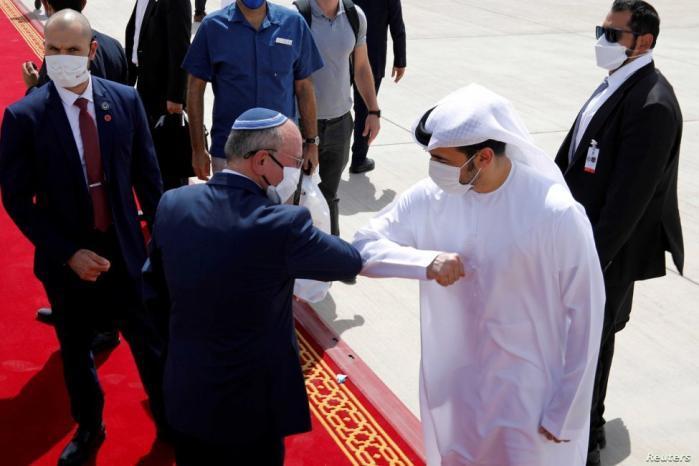 """الاحتلال يتخوّف من استهداف """"إسرائيليين"""" في الإمارات"""