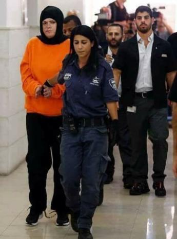 المنظمات الاهلية : رفض استئناف الاسيرة جعابيص امعان في سياسة قتل الاسرى