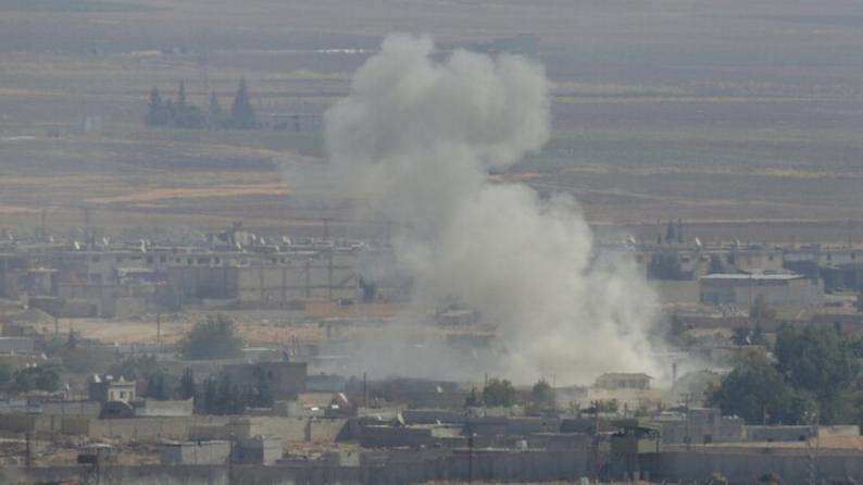 """قتلى من القوات التركية والميلشيات الموالية لها بانفجار في ريف """"رأس العين"""""""
