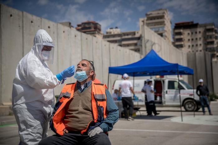 تسجيل 125 اصابة جديدةبفايروس كورونا في القدس المحتلة