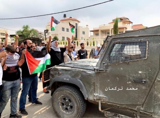 فيديو .. اصابات جراء قمع الاحتلال لمسيرة رافضة للاستيطان في قرية ترمسعيا
