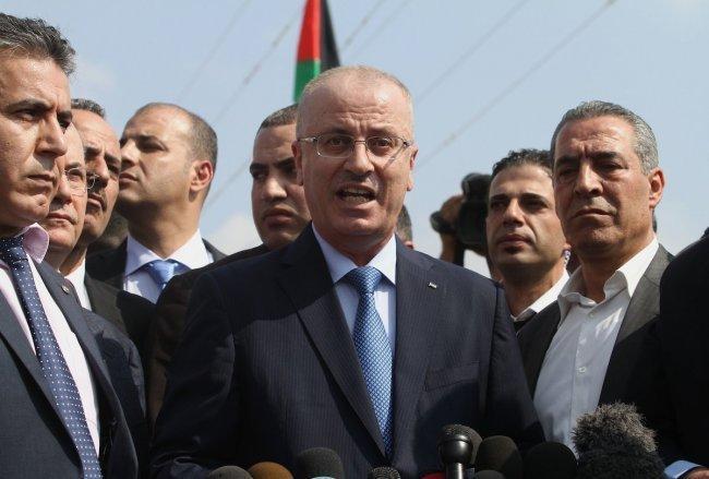 الحمد الله من غزة: تخفيف معاناة القطاع من أولويات الحكومة